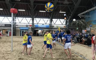 NK Beachkorfbal 4